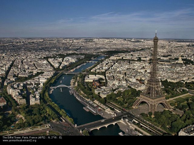 Paris, France Eiffel Tower Waoo View